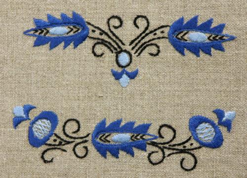 Warsztaty z tradycyjnego haftu krajeńskiego