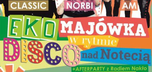 Eko – majówka w Nakle. Wydarzenie 1 maja na stadionie miejskim