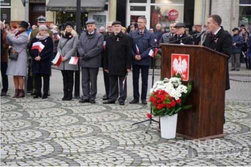 11 listopada w Nakle. Oficjalne uroczystości zorganizowano na Rynku