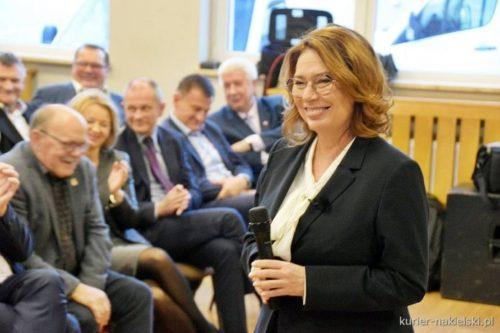 Małgorzata Kidawa Błońska odwiedziła Nakło nad Notecią
