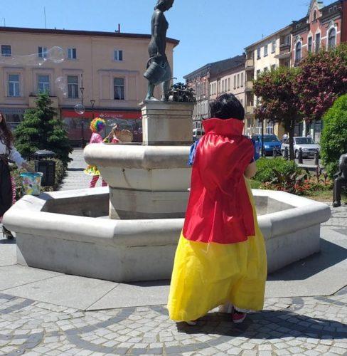 Na działające fontanny, także te w Nakle trzeba jeszcze poczekać