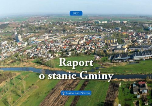 Raport o stanie gminy Nakło za 2020 rok. Na najbliższej sesji zaplanowana jest dyskusja