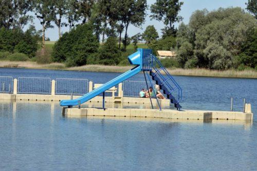 Przygotowania do sezonu trwają. Kąpielisko w Wąsoszu działać będzie również w tym roku